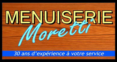 Menuiserie Moretti
